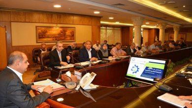 Photo of محافظ الغربية يستعرض الموقف التنفيذي للمنطقة الصناعية الجديدة بالمحلة الكبرى