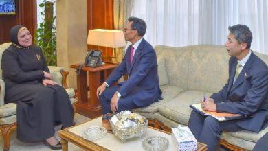 Photo of وفد من كوريا الجنوبية رفيع المستوى يزور القاهرة مارس المقبل