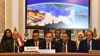 Photo of وزير البترول طارق الملا يرأس الاجتماع الوزارى الثالث لمنتدى غاز شرق المتوسط
