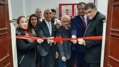 Photo of بنك القاهرة يتبرع بجهازين للكشف عن أورام الرئة والصدر بـ قصر العيني