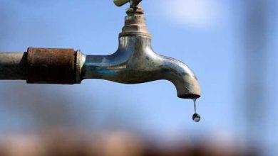 Photo of قطع المياه عن هذه المدينة 4 ساعات غدا