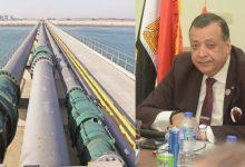 Photo of محمد سعد الدين: 3 مكاسب كبرى يحققها اتفاق تصدير الغاز الإسرائيلي عبر مصر