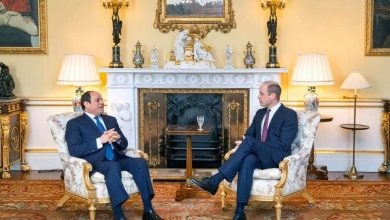 Photo of الرئيس السيسي يلتقي الأمير ويليام دوق كامبيردج