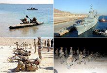 "Photo of صور من التدريب البحرى المشترك المصرى السعودى ""مرجان-16 """