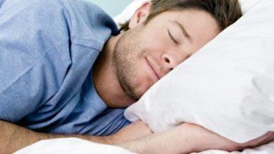 Photo of 5 طرق تساعد على النوم بعمق أثناء الليل
