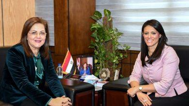 """Photo of هالة السعيد: النسخة المُحدثة من """"رؤية مصر ٢٠٣٠ """" ستركز على عقد الشراكات"""
