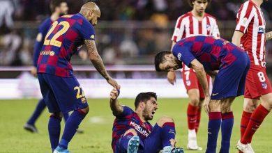 Photo of اسم لويس سواريز يرفض الرحيل عن برشلونة