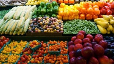 Photo of أسعار الخضراوات والفاكهة اليوم الإثنين 17-2-2020