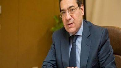 """Photo of وزير البترول يتفقد أجنحة معرض """"إيجبس 2020"""""""