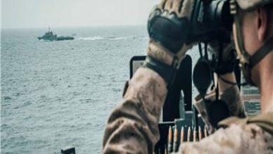 Photo of مصادرة 150 صاروخًا إيرانيًا على متن سفينة ببحر العرب