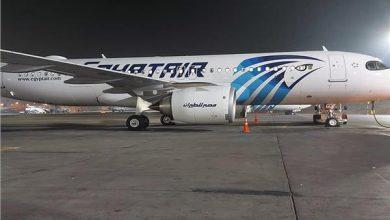 Photo of مصر للطيران تتسلم الطائرة الثانية الجديدة من طراز الإيرباص A320 neo