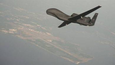 Photo of طائرة مراقبة أمريكية تحلق فوق شبه الجزيرة الكورية