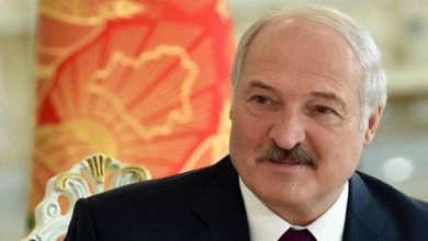 Photo of رئيس بيلاروسيا يصل إلى القاهرة للقاء  السيسي