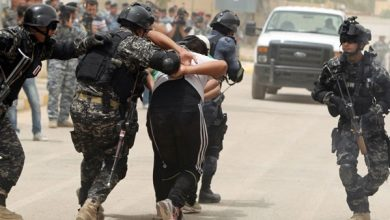 Photo of اعتقال 3 إرهابيين في محافظتي كركوك والأنبار