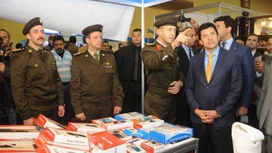 Photo of القوات المسلحة تشارك بالمعرض الدولى السادس للرياضة واللياقة البدنية والصحة