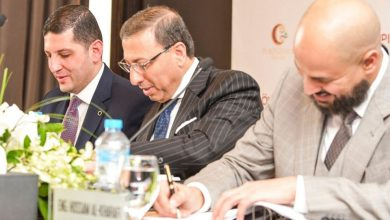 Photo of رئيس هيئة الاستثمار يشهد توقيع عقد إنشاء فندق جديد لمجموعة الخرافي بمدينة بورت غالب