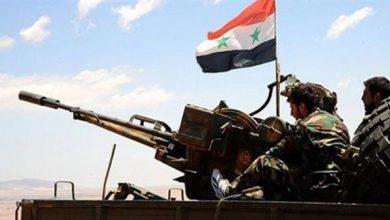 Photo of الجيش السوري يستعيد السيطرة على قرى بريف إدلب الجنوبي