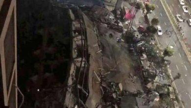 Photo of انهيار فندق يستخدم للحجر الصحي للمصابين بكورونا في الصين