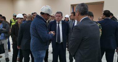 """Photo of وزير قطاع الأعمال يشهد إطلاق الكهرباء والمياه في """"هليوبوليس الجديدة"""""""