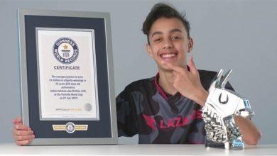 Photo of أصغر لاعب يجني مليون دولار من لعبة فورت نايت
