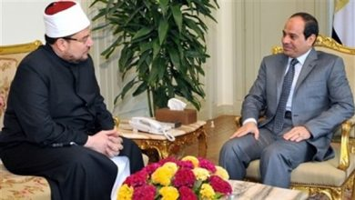 Photo of وزير الأوقاف يُهنئ الرئيس السيسي بذكرى الإسراء والمعراج