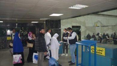 Photo of المطارات المصرية ترفع درجات الاستعداد القصوى لمواجهة فيروس كورونا المستجد
