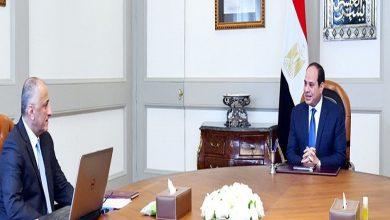 Photo of الرئيس السيسي يتابع أداء الاقتصاد المصري والسياسة النقدية مع محافظ البنك المركزي