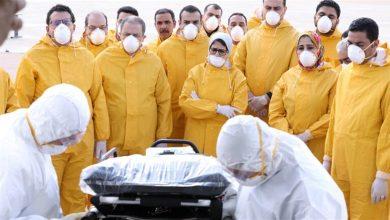 Photo of وفاة أول حالة بفيروس كورونا في مصر