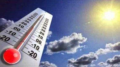 Photo of حالة الطقس المتوقعة غدًا الإثنين 30-3-2020