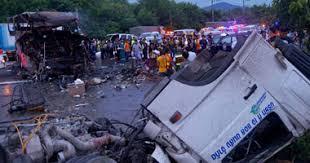 Photo of مصرع وإصابة 18 شخصا إثر اصطدام حافلة بشاحنة في ولاية راجستان الهندية