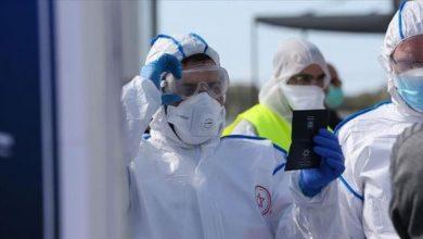 "Photo of الصحة الإسرائيلية: 74 حالة وفاة و9519 إصابة بفيروس ""كورونا"""