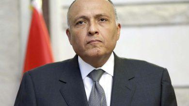 Photo of شكري يؤكد حرص مصر على دعم جهود تسوية الأزمة السورية