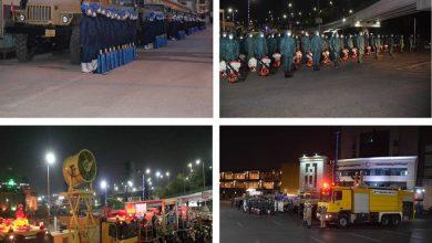 Photo of القوات المسلحة تستكمل عمليات التعقيم والتطهير الوقائى بالقاهرة والإسكندرية