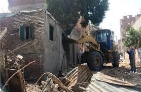 """Photo of محافظ القاهرة: انتهاء أعمال إزالة منطقة """"عزبة الإخلاص """" ب""""الهايكستب """" بحي النزهة"""