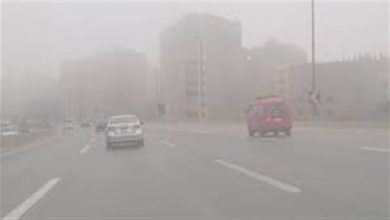 Photo of المرور يغلق 3 طرق صحراوية بسبب سوء الأحوال الجوية بالأقصر
