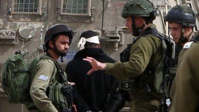 Photo of الاحتلال الإسرائيلي يعتقل 9 فلسطينيين من القدس المحتلة