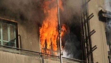 Photo of السيطرة على حريق داخل شقة سكنية فى العجوزة دون إصابات
