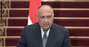 Photo of شكري يبحث هاتفيًا مع نظيره اللبناني العلاقات الثنائية والقضايا الإقليمية