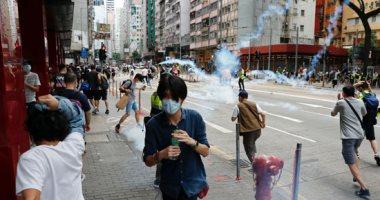 "Photo of اليابان تعرب عن ""قلق بالغ"" بعد احتجاجات في هونج كونج ضد مشروع قانون أمني مثير للجدل"