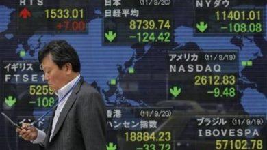 "Photo of تباين أداء الأسهم الآسيوية بسبب الشكوك حول توفر لقاح مضاد لفيروس ""كورونا "" قريبا"