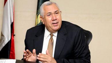Photo of السيد القصير وزير الزراعة واستصلاح الأراضي
