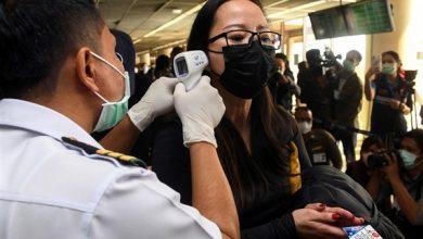 Photo of تايلاند تسجل 4 إصابات جديدة بفيروس كورونا واجمالي 3081