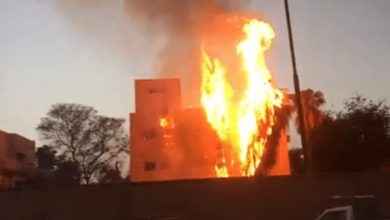 Photo of «الصحة»: السيطرة على حريق مستشفى حميات امبابة بدون أى مصابين