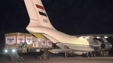 Photo of مصر ترسل طائرة مساعدات طبية لجمهورية جنوب السودان الشقيقة
