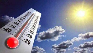 Photo of حالة الطقس المتوقعة غدًا الأربعاء 27-5-2020