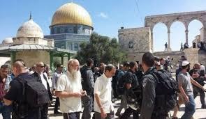 "Photo of 75 مستوطنا يقتحمون باحات المسجد ""الاقصى"" بعد افتتاحه أمام المصلين"