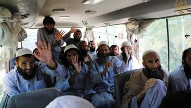 Photo of طالبان ترحب بالإفراج عن معتقليها لدى السلطات الأفغانية