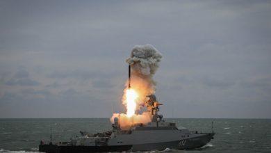 Photo of تدريبات لأسطول البحر الأسود الروسي بمشاركة عشرات السفن