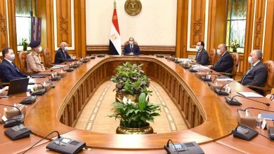 """Photo of """"ترؤس السيسي لاجتماع الأمن القومي أمس"""" و""""أخبار الشأن المحلي"""" يتصدران اهتمامات صحف القاهرة"""