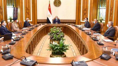 Photo of السيسي يرأس اجتماع مجلس الأمن القومي الذي استعرض تطورات الوضع في ليبيا